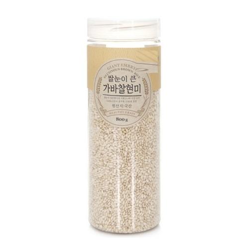 월드그린 쌀눈이 큰 가바찰현미 800g (1개)_이미지
