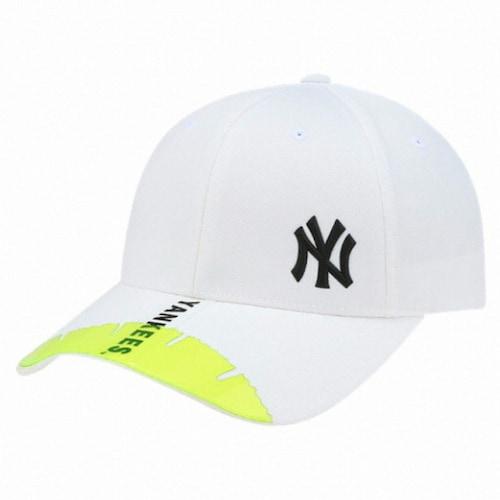 MLB  뉴욕 양키스 PVC 웨빙 커브조절캡 32CPNA841-50Y_이미지