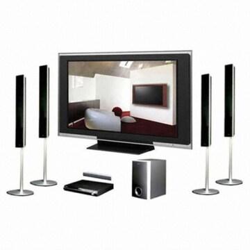 SONY 브라비아 DAV-DZ850KW 풀HD 홈시어터 + SONY 디지털TV (KDL-46X3000)_이미지