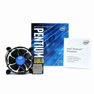 인텔 펜티엄 골드 G5600 (커피레이크)(정품)