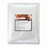 두원식품 짜장 떡볶이 소스 분말 약간매운맛 100g (1개)