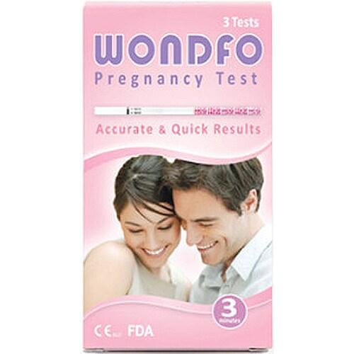 원포 임신 테스트기 3개 (3팩)_이미지