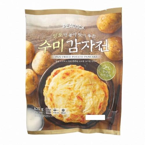 이마트 피코크 수미 감자전 420g (1개)