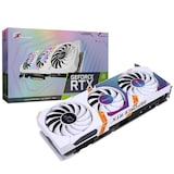 COLORFUL iGAME 지포스 RTX 3060 Ti Ultra OC D6 8GB White