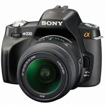 SONY 알파 A230 (18-55mm + 55-200mm, 보상판매)_이미지