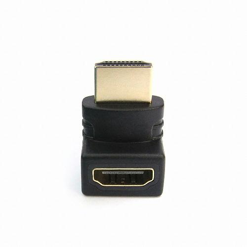 마하링크 HDMI 상향 90도 꺽임 연장젠더 (ML-HG02)
