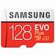 삼성전자  micro SDXC CLASS10 UHS-I U3 EVO Plus 100MB/s (128GB+어댑터)_이미지_1