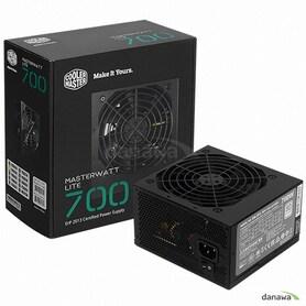 쿨러마스터 MasterWatt Lite 700 80PLUS Standard 230V EU
