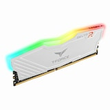 TeamGroup T-Force DDR4 8G PC4-21300 CL16 Delta RGB 화이트 서린
