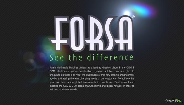 FORSA 지포스 GTX750 V2 D5 1GB 메인 이미지