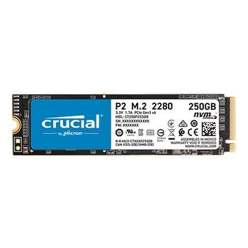 마이크론 Crucial P2 M.2 NVMe 아스크텍 (250GB)