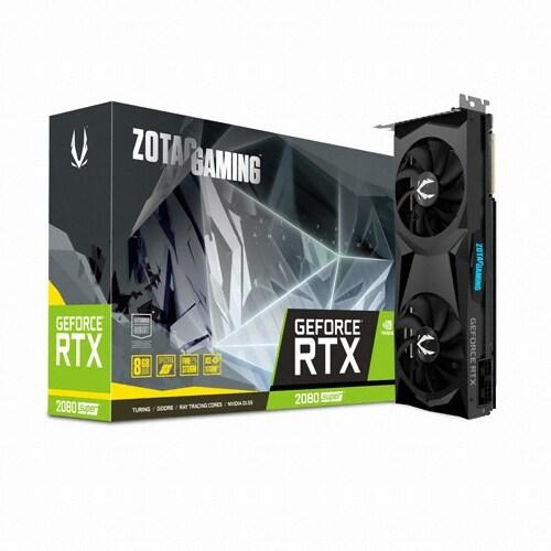 ZOTAC GAMING 지포스 RTX 2080 SUPER D6 8GB TWIN_이미지