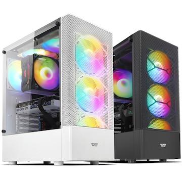 darkFlash DK200 RGB 강화유리