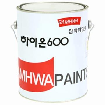 삼화페인트 하이온 600 HS 내열페인트(2L)