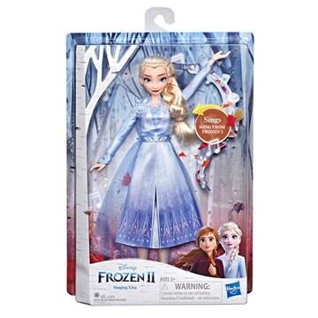 해즈브로 디즈니 겨울왕국2 패션돌 노래하는 인형 엘사
