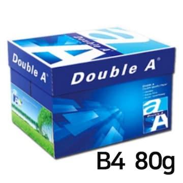 더블에이 복사용지 B4 80g 500매 (5개, 2500매)