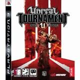 언리얼 토너먼트 3 PS3 일반판