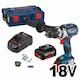 보쉬  GSB 18V-85 C Professional (6.0Ah, 배터리 2개)_이미지_0