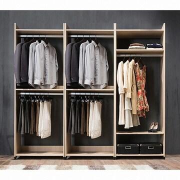 에넥스 에디션 드레스룸 -자형(240cm)