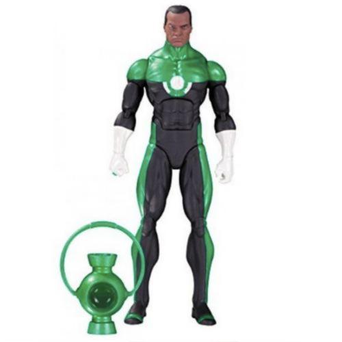 DC코믹스 Collectibles Comics Icons Green Lantern Hal Jordan Dark Days Deluxe Action Figure