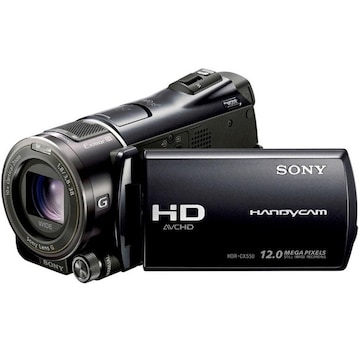 SONY HandyCam HDR-CX550 (배터리 패키지)_이미지