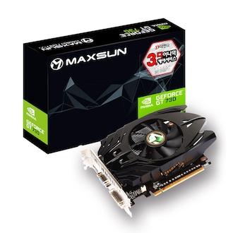 MAXSUN 지포스 GT730 파워해머 D3 2GB_이미지