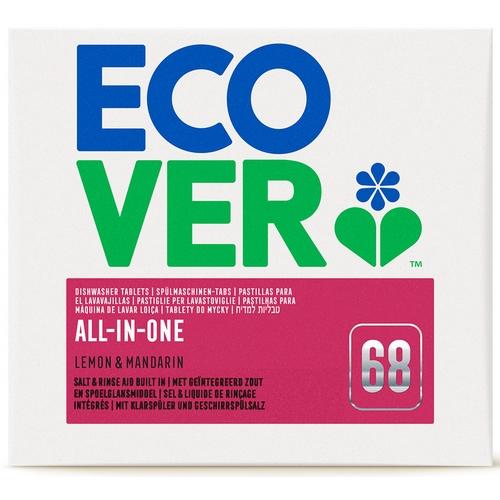 에코버 식기세척기세제 올인원 68개 1.36kg(1개)