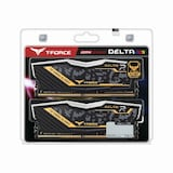 TeamGroup T-Force DDR4 16G PC4-25600 CL16 Delta TUF Gaming RGB (8Gx2) 바이픽스