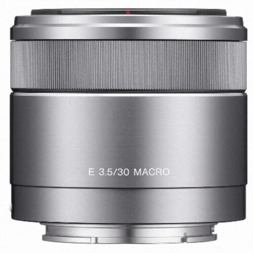 SONY 알파 E 30mm F3.5 MACRO (병행수입)_이미지