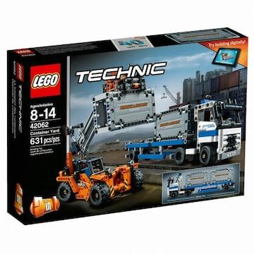 레고 테크닉 컨테이너 야드 (42062)