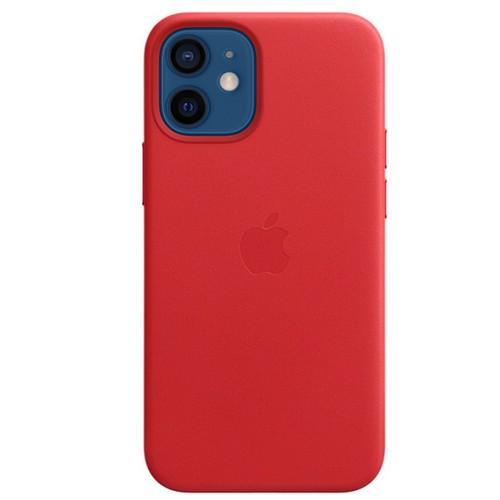 APPLE 아이폰12 미니 맥세이프 가죽 케이스 (정품)