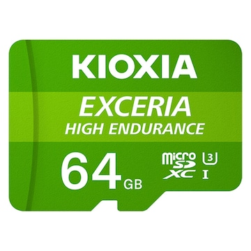 키오시아 micro SD Exceria High Endurance (64GB+어댑터)