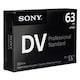 SONY DVM63PS 6mm (25개)_이미지