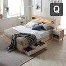 클레어 에디션 침대 Q