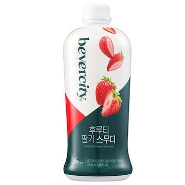 세미  후루티 딸기 스무디 1.8kg (12개)