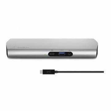 벨킨 USB Type C 익스프레스 독 3.1 HD (F4U093kr)
