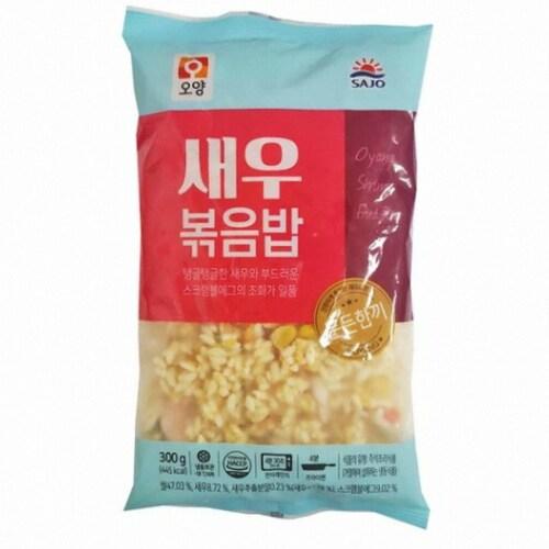오양식품  새우 볶음밥 300g (1개)_이미지