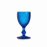 이비마  다이아몬드 워터 고블렛 280ml (1개, 블루)_이미지