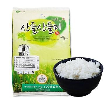 쌀집총각  산들산들미 10kg (1개)