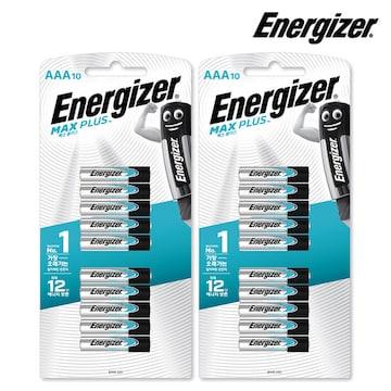 에너자이저 맥스플러스 AAA(20개)