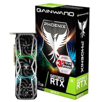 GAINWARD 지포스 RTX 3070 Ti 피닉스 D6X 8GB_이미지