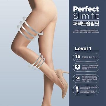 남영비비안 비비안 30D 퍼펙트 슬림핏 1단계 압박스타킹 PH2421 (10매)