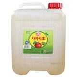 오뚜기 사과식초 15L (1개)