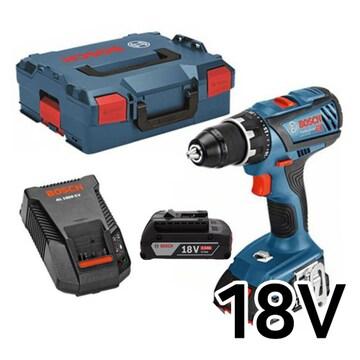 보쉬  GSR 18V-28 Professional (3.0Ah, 배터리 2개)