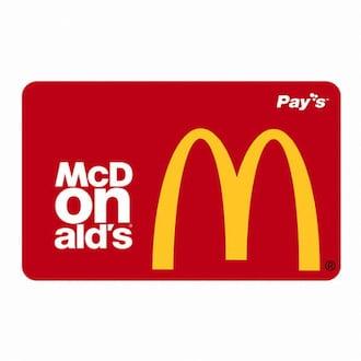 한국페이즈서비스 한국페이즈 Pay's 맥도날드 디지털상품권 (3만원권)_이미지