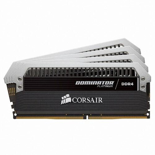 CORSAIR  DDR4 64G PC4-24000 CL15 Dominator Plantinum (16Gx4)_이미지