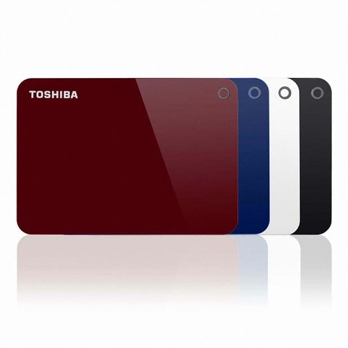 Toshiba CANVIO ADVANCE (3TB)_이미지