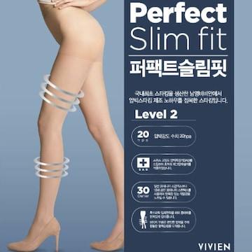 남영비비안 비비안 30D 퍼펙트 슬림핏 2단계 압박스타킹 PH2422 (5매)