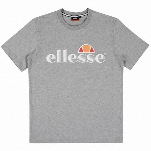 엘레쎄 쉐도우 로고 반팔 티셔츠 EJ2UHTR367 MG_이미지