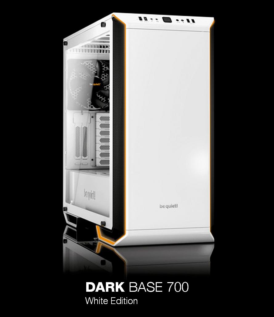 be quiet  DARK BASE 700 White Edition